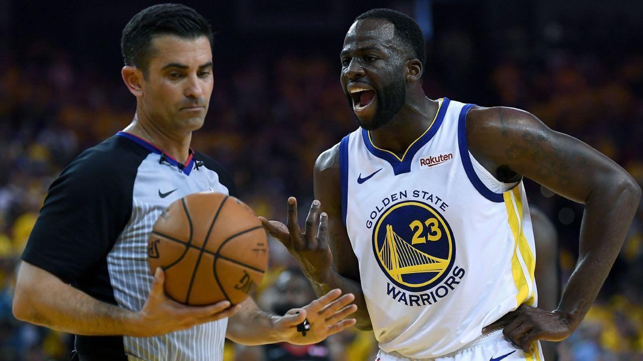NBA liga 11 juegos de Playoffs sin fouls técnicos