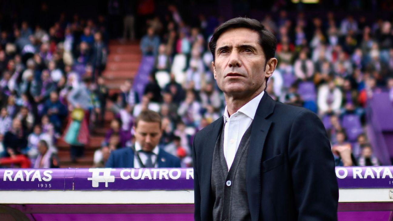 García Toral, do Valencia, é sincero sobre chance de parar Messi: 'Maioria não sabe como fazer'