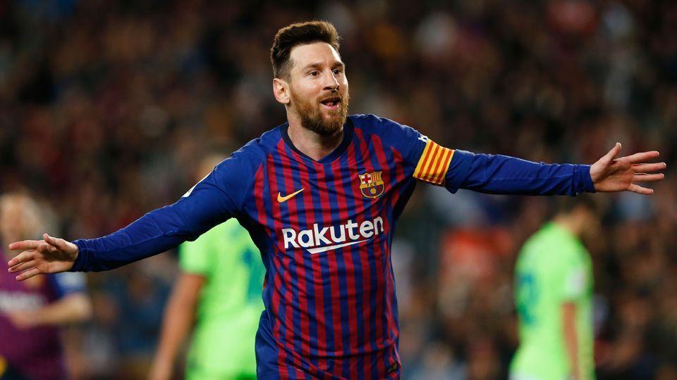 Messi fica muito perto de conquistar a Chuteira de Ouro em 2018-19