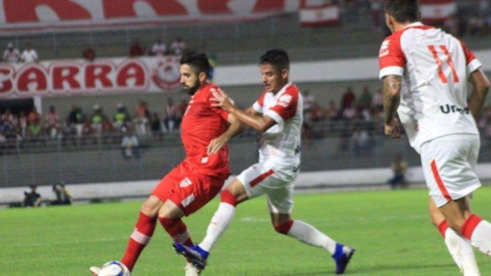 CRB empata com o Vila Nova e perde chance de entrar no G-4 da Série B