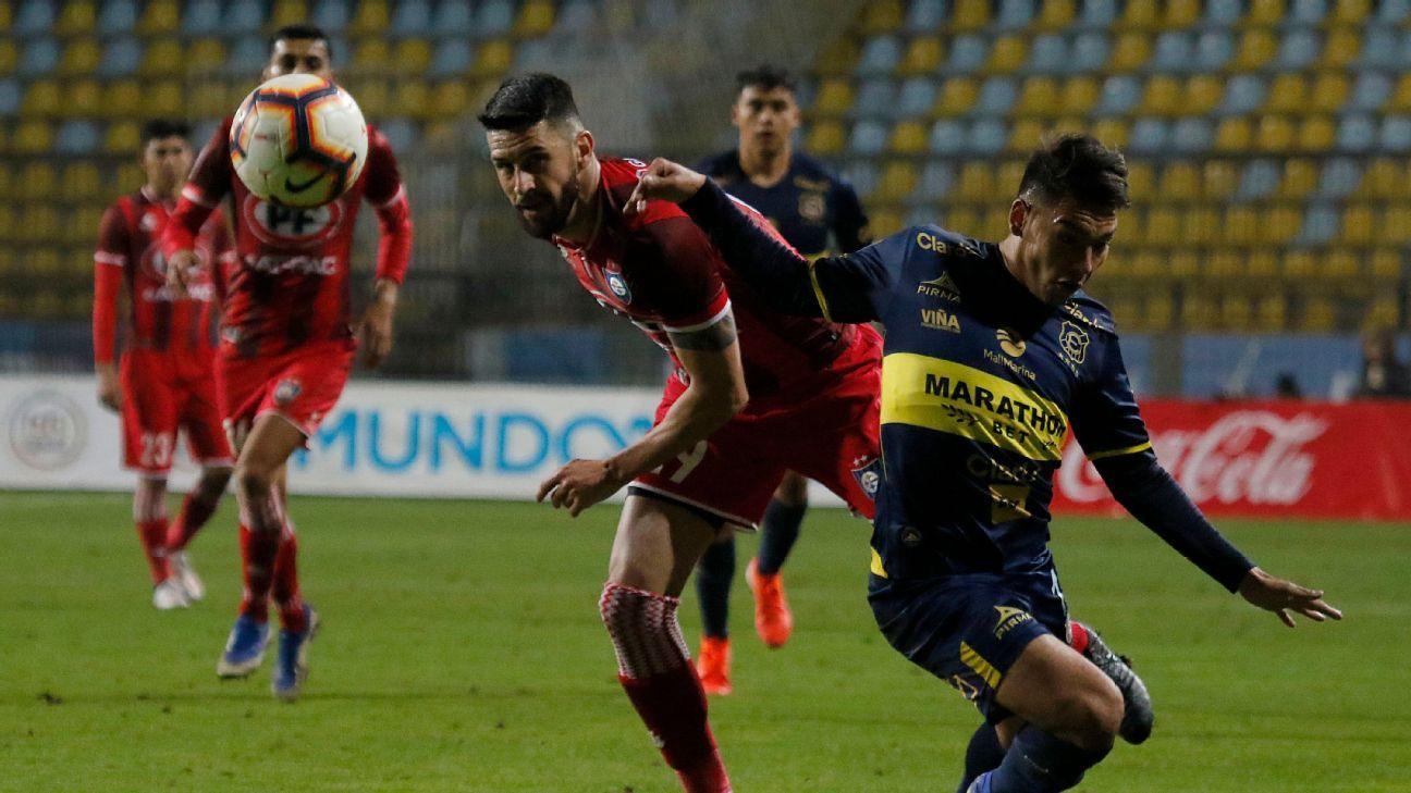 Everton y Huachipato, 0-0 en el Sausalito