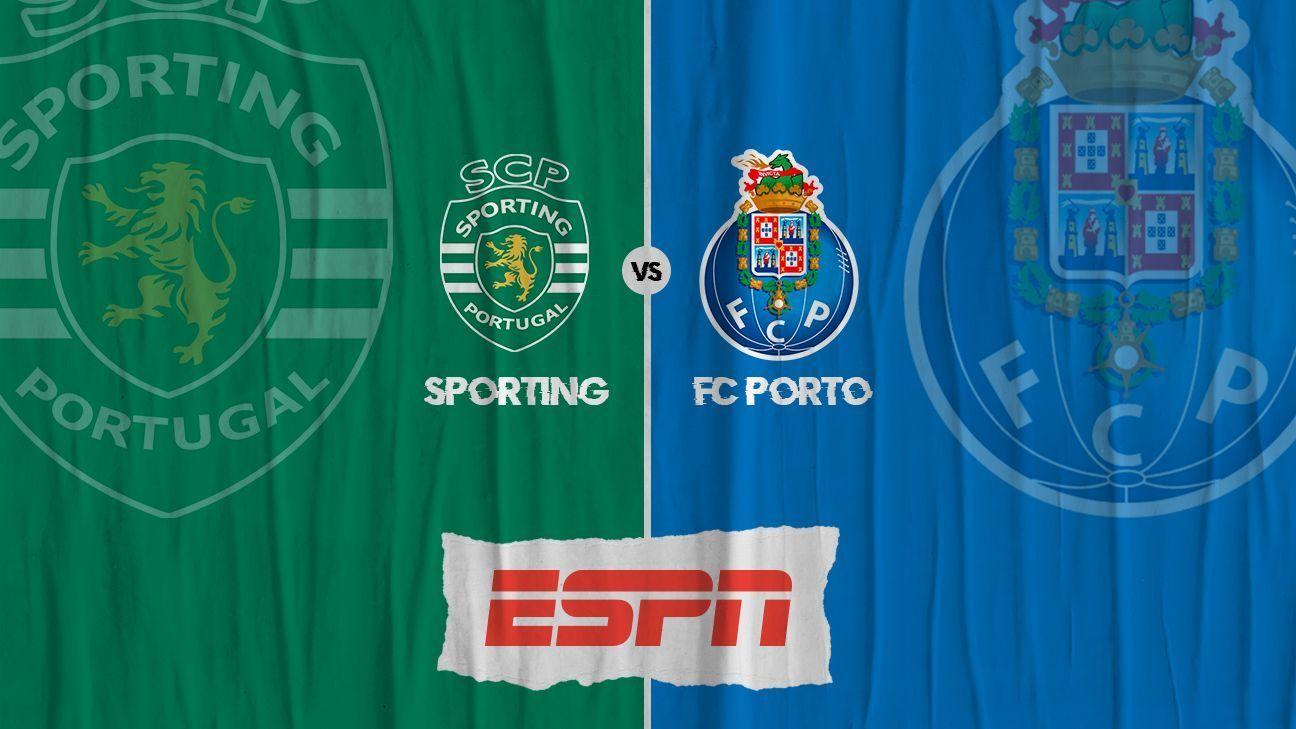 Final de la Taca Sporting vs. Porto ¡en vivo!