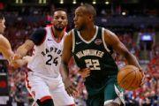 Agent: Bucks' Middleton to decline $13M option