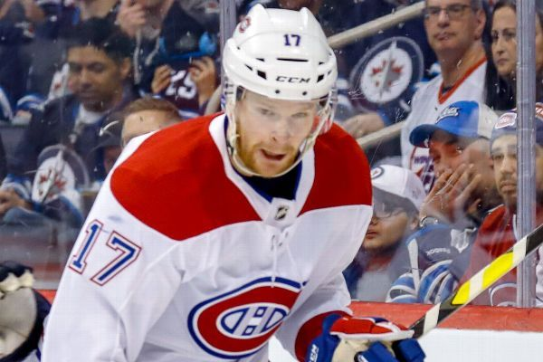 Canadiens sign defenseman Kulak to 3-year deal