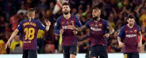 Arturo Vidal no se mueve del Barcelona... Por ahora