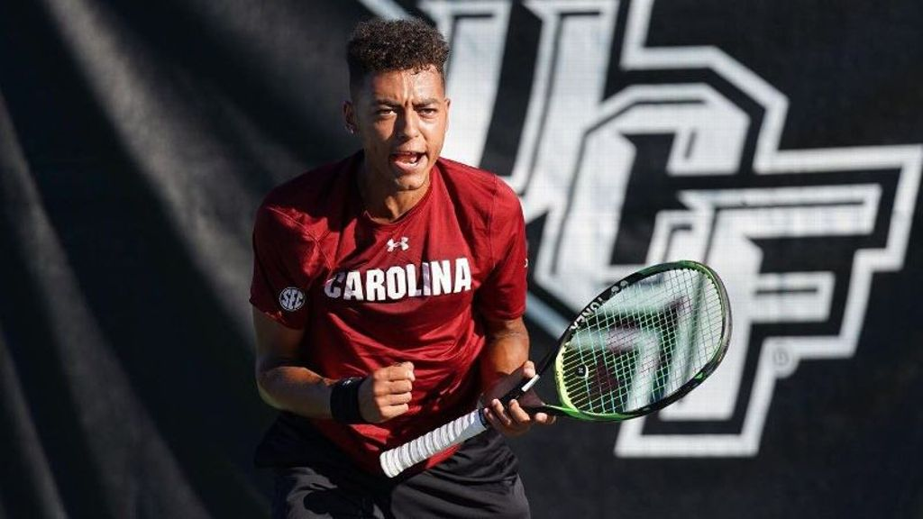 Gamecocks' Paul Jubb wins NCAA singles championship