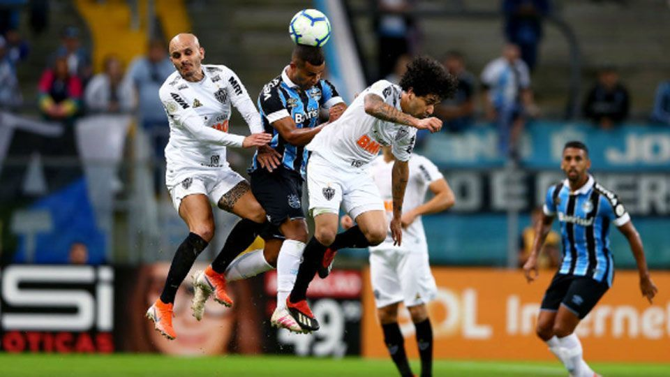 Rodrigo Santana diz que Atlético-MG 'demorou a acordar' contra o Grêmio
