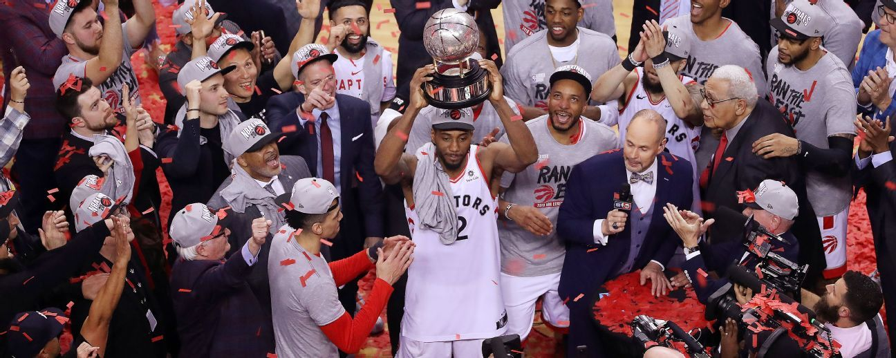 'It's how you make history': The run that punched Toronto's first Finals ticket