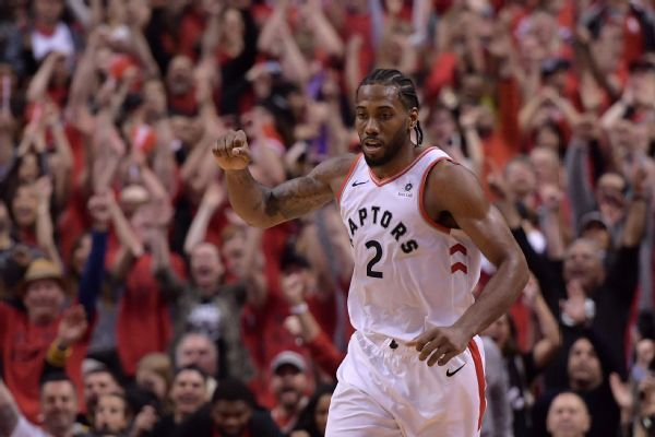 Kawhi trade pays off with Raptors Finals berth