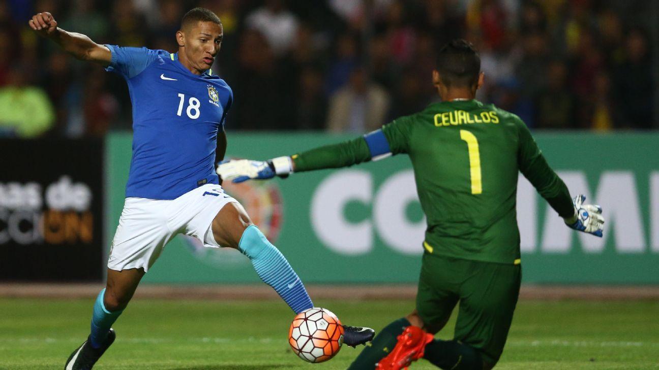 Brasil que fracassou no sub-20 ganhou Europa e agora é esperança na Copa América