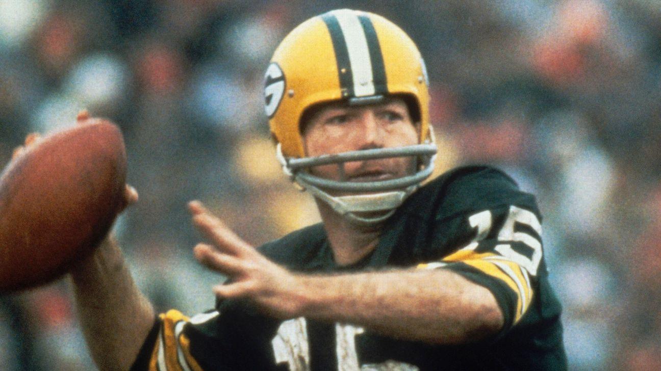 Lenda dos Packers na NFL, Bart Starr morre aos 85 anos