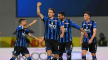 Atalanta reach Champions League for the first time