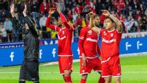 Omar Govea y Royal Antwerp disputarán la Europa League
