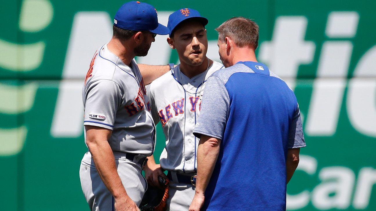 Mets activa a Conforto; Davis pasa a asignación