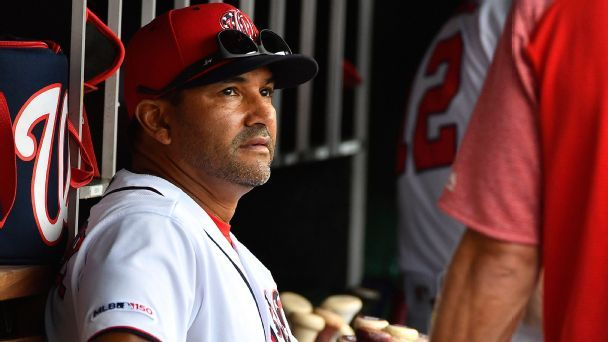 Where do the Nationals and Davey Martinez go from here?