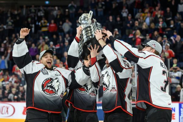 Rouyn-Noranda tops Halifax to win Memorial Cup