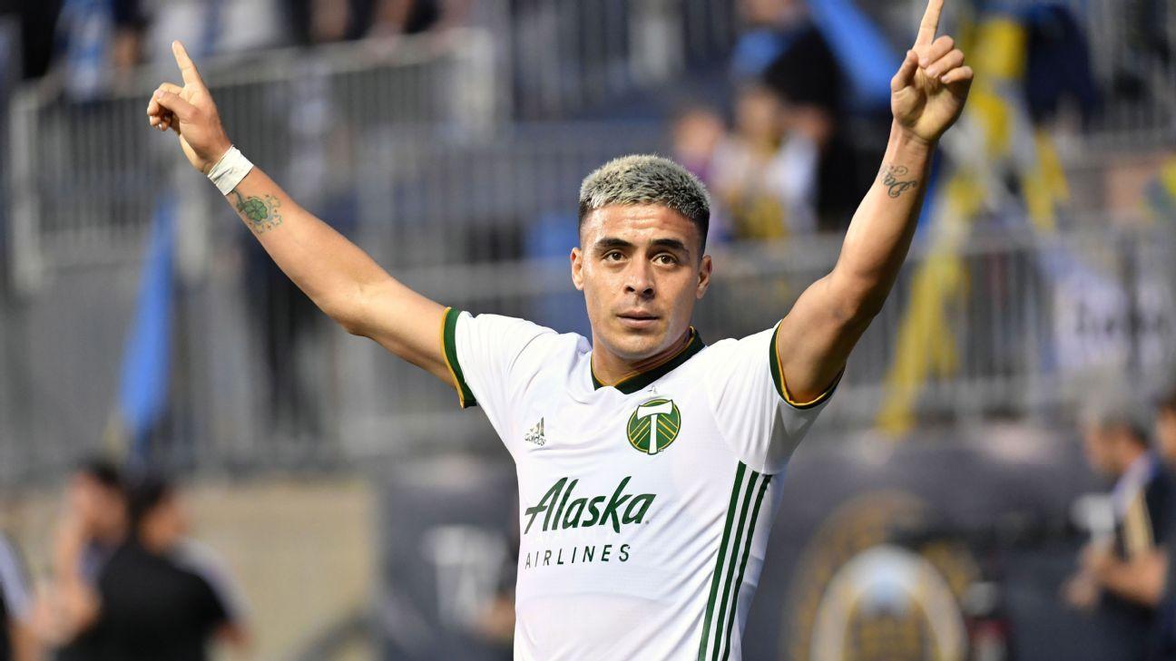 MLS Power Rankings: Fernandez has Timbers firing