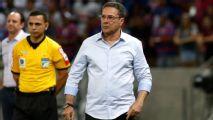 Luxemburgo revela que ainda não recebeu salário do Vasco e diz que só aceitará quando clube acertar pagamento de atletas