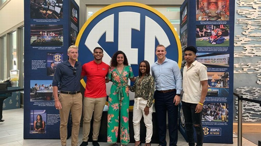 Six student-athletes to participate in Spring Meetings