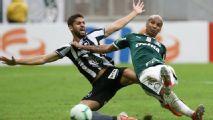Áudio do VAR revela conversa em Botafogo x Palmeiras e árbitro dizendo que Deyverson se jogou antes de revisão