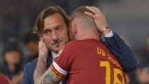 Totti leaves Roma role: 'Today is like dying'