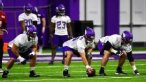 Questions abound for Vikings' O-line entering training camp