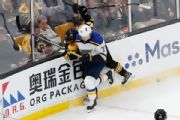 Blues sign Sundqvist to 4-year, $11M extension