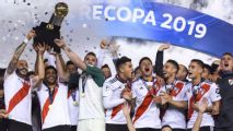 River Plate lift Recopa with win over Athletico Paranaense