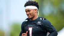 Kyler Murray crushed the Cardinals' offseason, teammates say