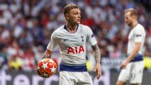 Atletico sign Trippier from Tottenham for €25m
