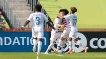 U.S. shocks France to reach U20 WC quarters