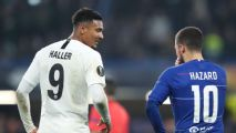 Sources: Man United monitoring Frankfurt's Haller