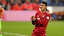 """James: """"Fueron dos años inolvidables, le deseo a Bayern lo mejor"""""""