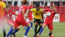 Jamaica beats youthful U.S. in Gold Cup tuneup