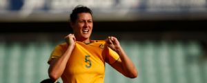 'We were playing for the love of the game': Matildas great Cheryl Salisbury