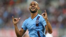 Heber, NYCFC power past hapless FC Cincinnati