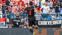 Croatia beat Wales in Euro 2020 qualifier as Perisic stars