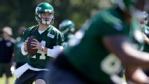 Jets' tumultuous offseason ends with positive vibes and Sam Darnold love