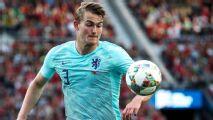 Juventus: De Ligt revela conversa na qual Cristiano Ronaldo o 'recrutou'