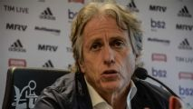 Luizão manda recado a Jorge Jesus: 'No Flamengo, ou você está no céu ou no inferno'