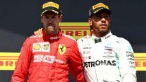Hamilton acepta que hubiese hecho lo mismo que Vettel: bloquearlo