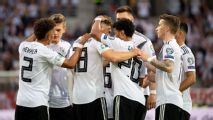 Germany crush Estonia 8-0 in Euro qualifiers