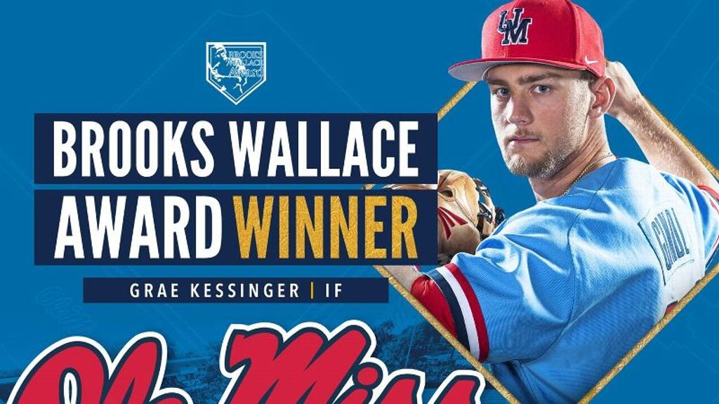 Kessinger wins Brooks Wallace Award
