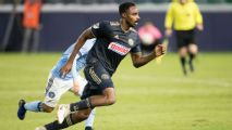 Philly midfielder Creavalle out 4 weeks (foot)