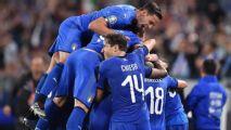 Italia venció a Bosnia y continúa líder de su grupo