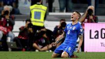 Eliminatórias Eurocopa: Itália vence de virada em casa; Bélgica bate Escócia com tranquilidade