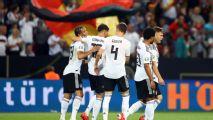 Alemanha tira sarro do Brasil durante goleada pelas Eliminatórias da Eurocopa