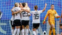 Germany solid but hardly spectacular in win over Spain at Women's World Cup