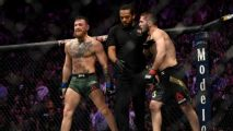 Khabib asegura que McGregor le rogó que no lo matara