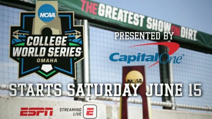 ESPN to showcase exclusive coverage of 2019 CWS